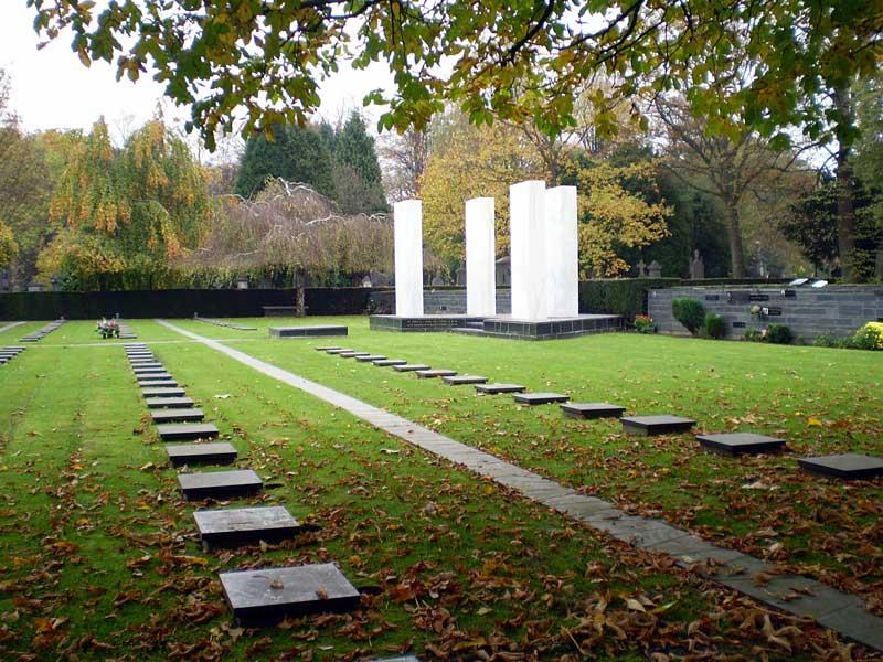 Мемориал жертвам пожара в универмаге L`Innovation (Инновасьон)