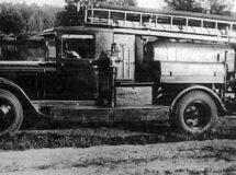 Пожарная автоцистерна ПМЗ-2