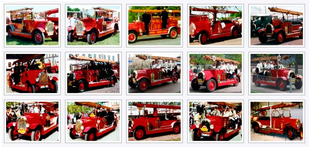 Фотографии Tidaholm Fire Engine