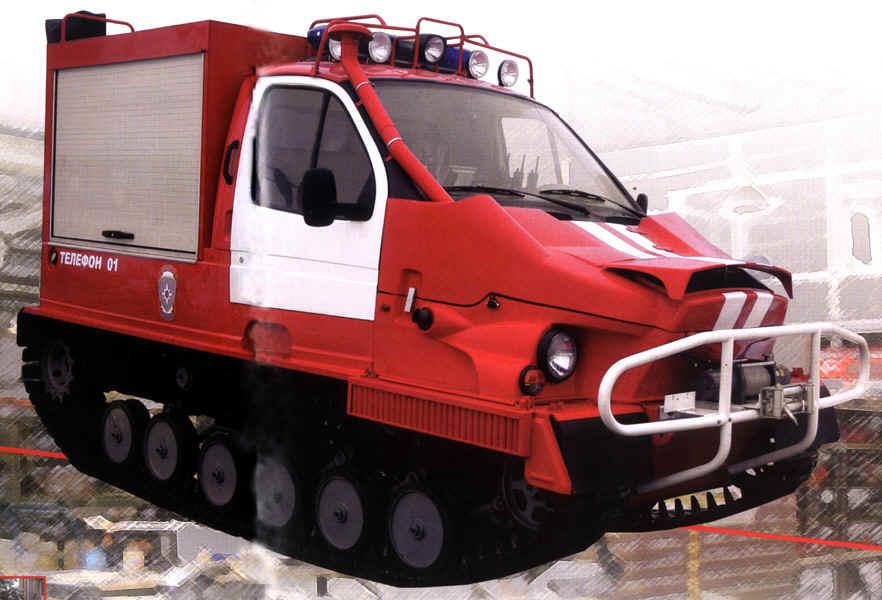 ППСА-3(ГАЗ-3409)