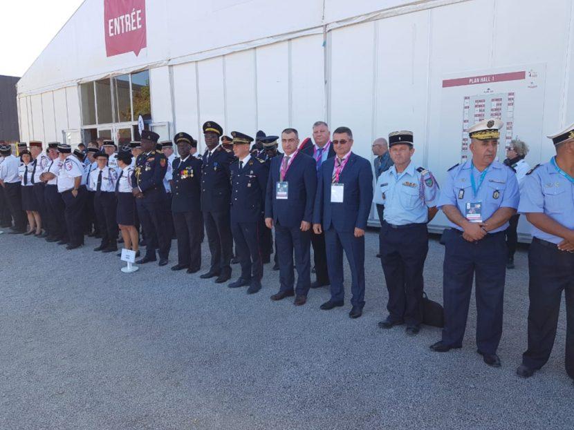 Делегация МЧС России участвует в 126-м Национальном Конгрессе пожарных Франции