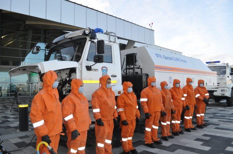 Донской спасательный центр МЧС России 1 июня отмечает 55-летие со дня образования