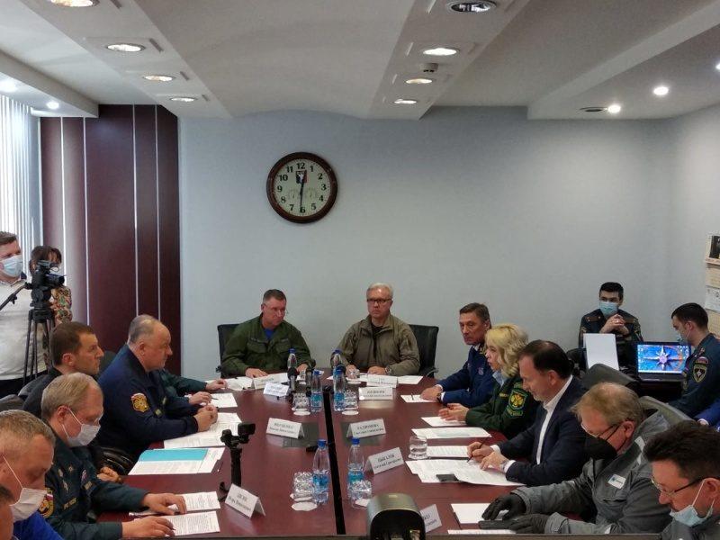 В Норильске обсудили вопросы по ликвидации разлива нефтепродуктов на ТЭЦ