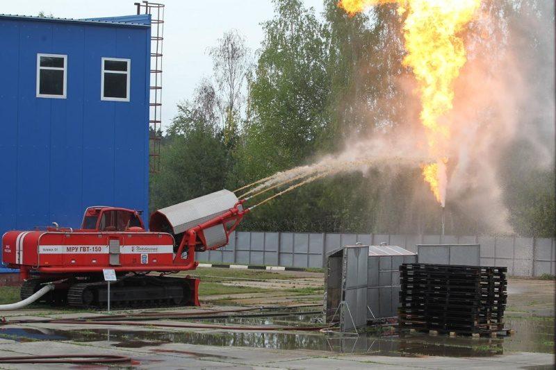 Всероссийский институт противопожарной обороны МЧС России празднует 83-летие со дня образования
