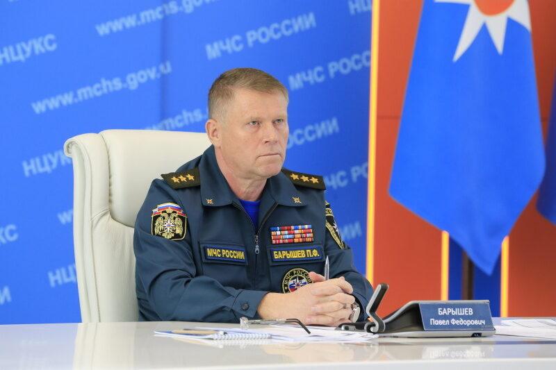 На контроле МЧС России – паводкоопасная обстановка в регионах