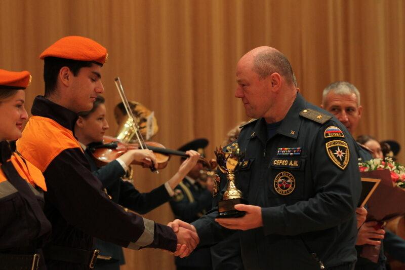 В МЧС России завершился Всероссийский конкурс музыкального творчества пожарных и спасателей – 2020