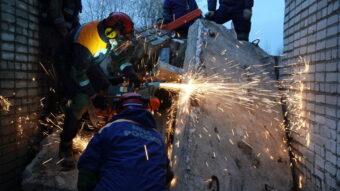 Российские спасатели готовятся к международной аттестации по методологии ИНСАРАГ